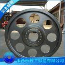 42CrMo4车轮锻件